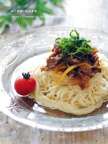 モリモリ食べて夏バテ予防♪ 暑い日におすすめの「スタミナ料理 ... ひと皿でメインになる、麺類&ご飯ものレシピもご紹介します