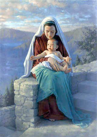 Behold This Child Artist: Kathy Lawrence