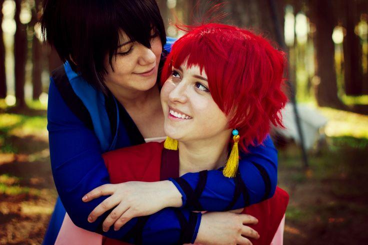 Yona - TeaWithLemon Hak - Neko_48 Photo by Irina Kuvaldina #akatsukinoyona #cosplay #yona #hak