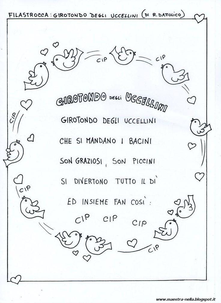 maestra Nella: poesie illustrate