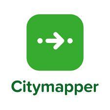 Image result for city mapper app