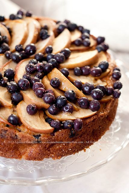 torta di mele della nonna di Donna Hay by Pane, dal blog pane burro e marmellata @MyPaneBurroMarm