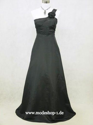 Schwarzes Abendkleid New York City