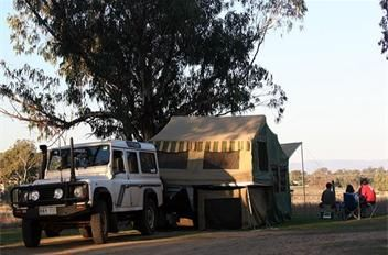 Spacious Camper Accommodation