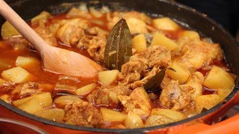 Curry från Seychellerna – gluten- och laktosfri