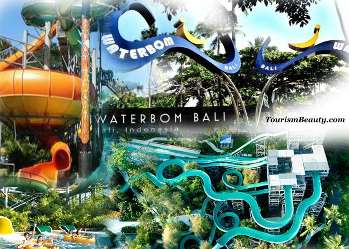 Waterbom Park Bali Indonesia Tourism Vacation Bali