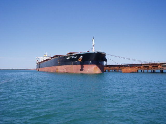 BHP Billiton, Port Hedland