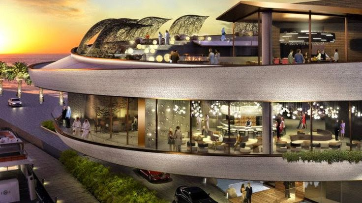 Lily Of The City:  Lily Of The City Nobu, Doha, Qatarhe restaurant w...