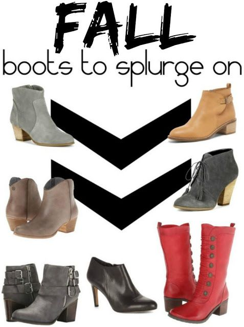 Fall Boots to Splurge On | Everything Pretty