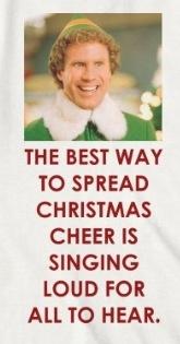 Elf - buddy the elf quote! Xx