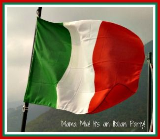 Lots of great ideas to help you plan a party with an Italian theme, including suggestions for invitations, decorations, activities and more.