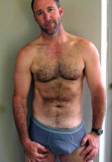 gay hairy dan