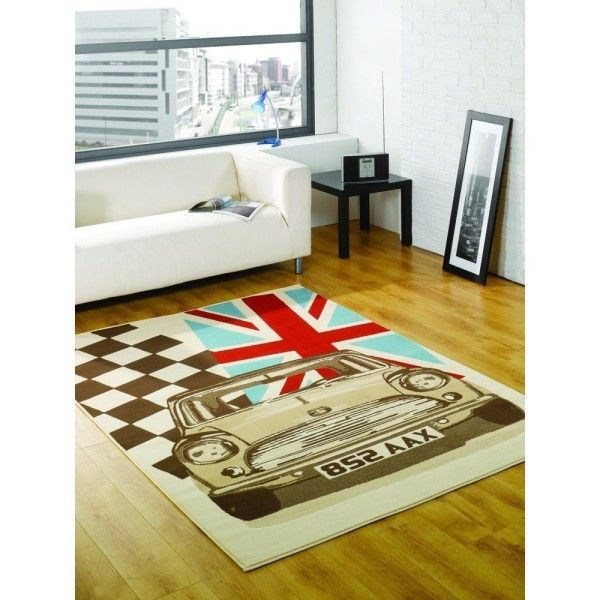 Shop For High Quality Rugs At Great Prices. Buy The Retro Funky Prix Modern  Rug   Multi At A Great Price And Get Free Fast Delivery.