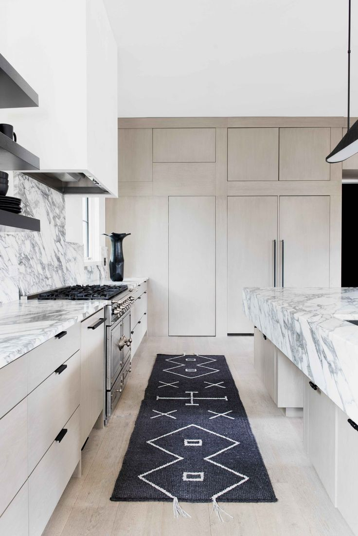 1023 best KITCHENS images on Pinterest | Contemporary unit kitchens ...