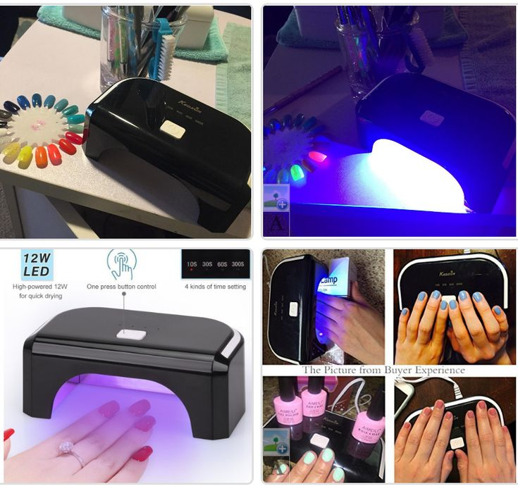 LED Nail Lamp Nail Dryer Control-10s/30s, 60s and 300s 12W LED Gel Nail Polish | Health & Beauty, Nail Care, Manicure & Pedicure, Nail Dryers & UV/LED Lamps | eBay!