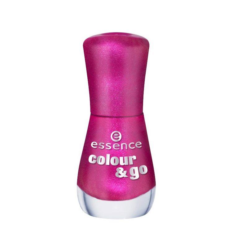 essence - Nagellack - colour & go nail polish 184 - girls night out