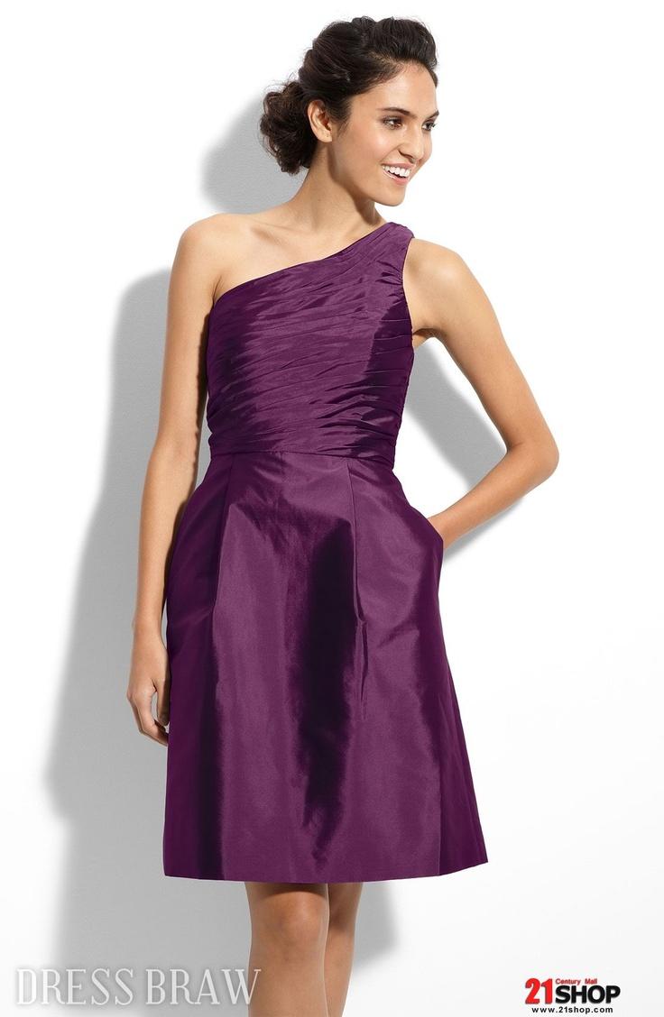 63 best Wedding Dresses/Bridesmaids images on Pinterest | Brides ...