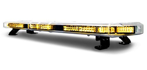 I've seen these led light bars on some cars around campus. I'm not sure what they would really need them for, because it's not the campus police. I guess if there is ever a library emergency they can get there fast.