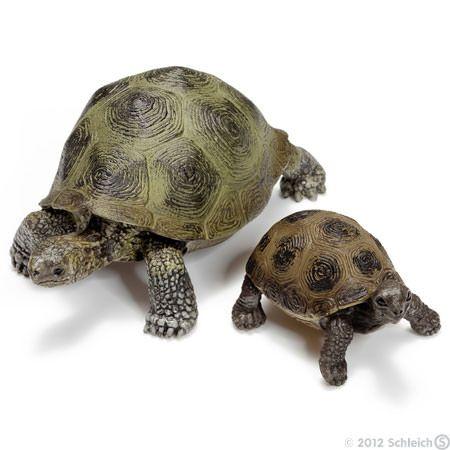 Schleich, Giant turtle