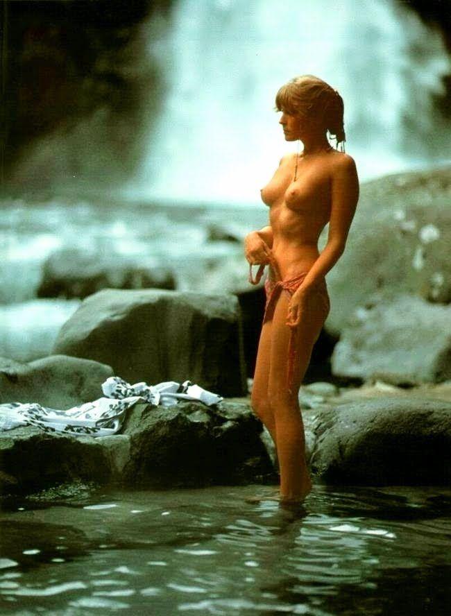 Bo derek, naked flashback of the week