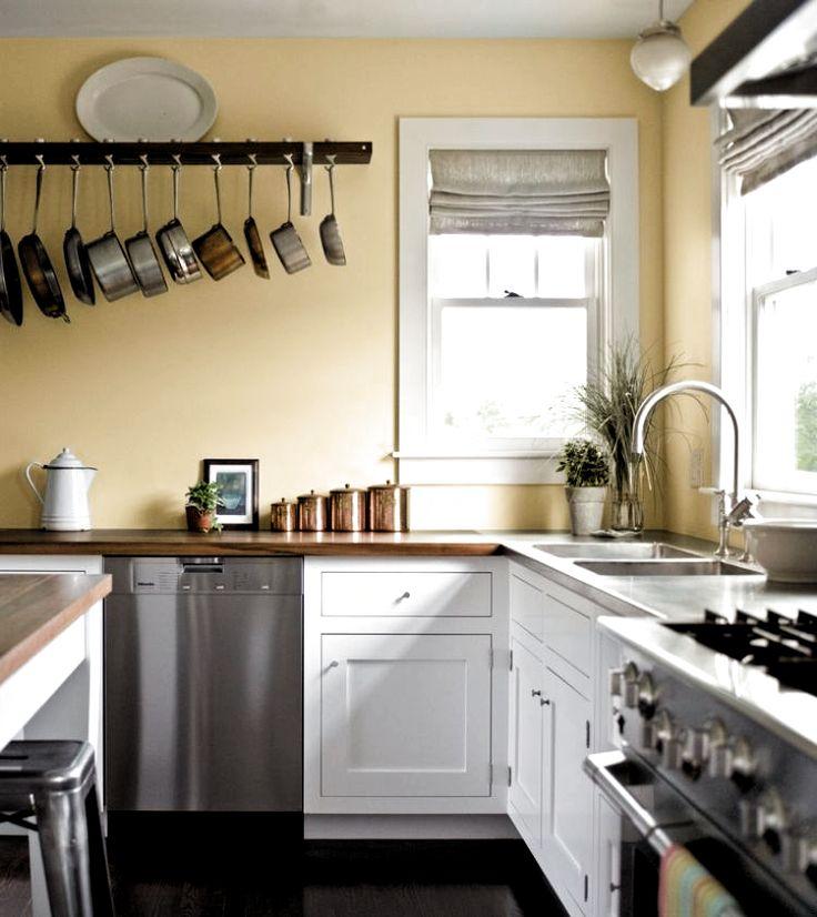 #Küche Küche Wandgestaltung