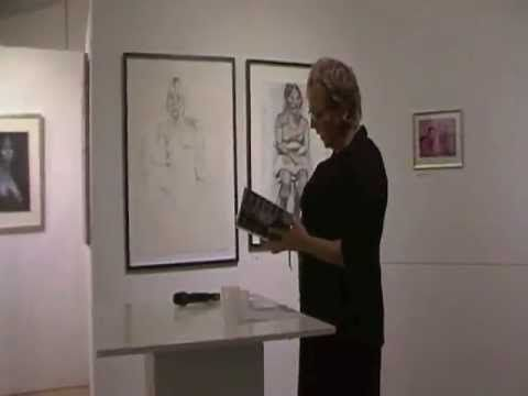 """Bonegilla-Lost Sister of Groningen -excerpt:  Arrival at Bonegilla.....Nell Jones, author of """"The Lost Sister of Groningen,"""" reads from her book, about Anneke's first impressions of Bonegilla......"""