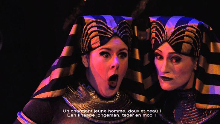 La Flûte enchantée de Mozart - Opéra Royal de Wallonie