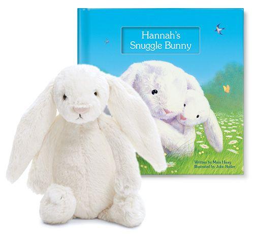NEW! My Snuggle Bunny Gift Set