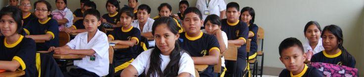 Lista de útiles escolares para una escuela peruana