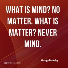 Image result for George Berkeley Quotes