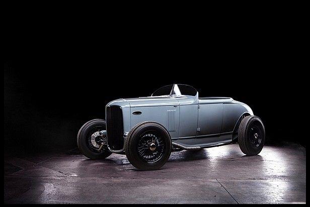 1931 Ford Hi-Boy 302/420 HP, 5-Speed #Mecum #Chicago