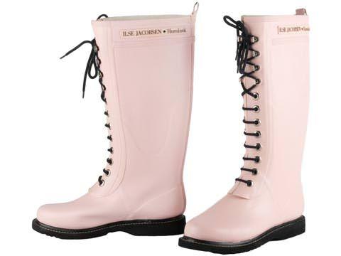 Ilse Jacobsen Long Rubber Boot | BRANDOS.se