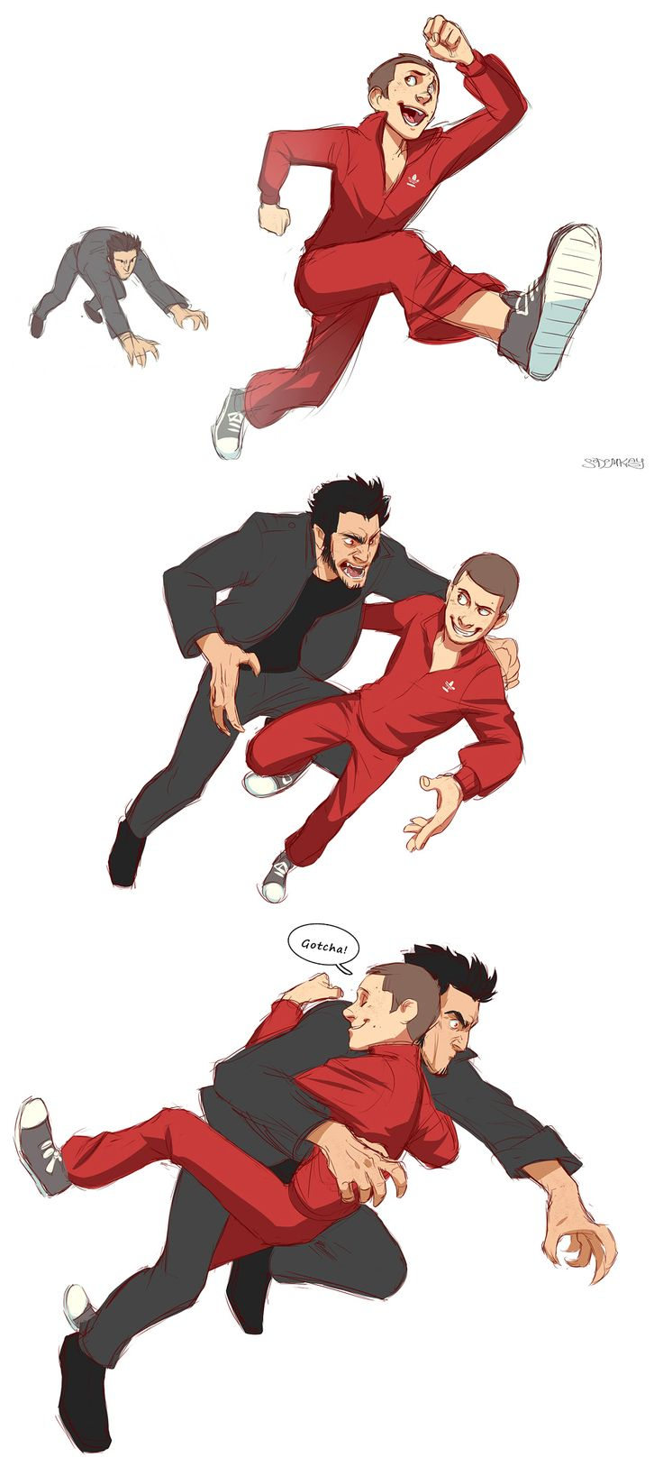 Hahaha!!! Omg LOVE Derek's expression!! ----Sterek(I should REALLY make a board for this shouldn't I?)