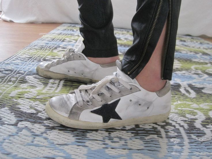 Golden Goose Sneakers. Perfect for the day. Feb 17