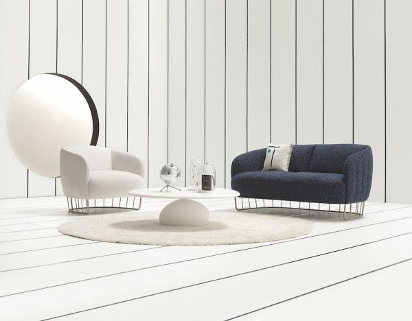 Modern Seating From Sancal With An 18th Century Lineage. Big SofasDental  DesignFine ...