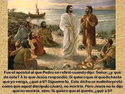 JUAN EL APOSTOL - Dr. Ernesto Contreras (Serie Los Evangelios)