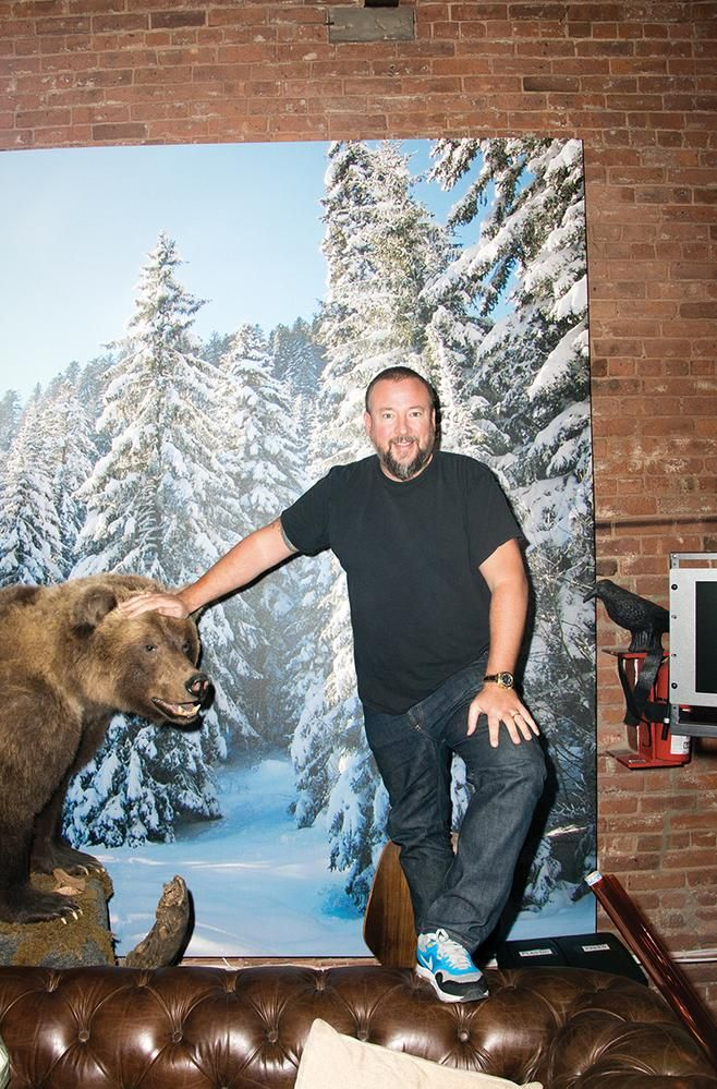 A Day in the Life of Vice Media's Shane Smith