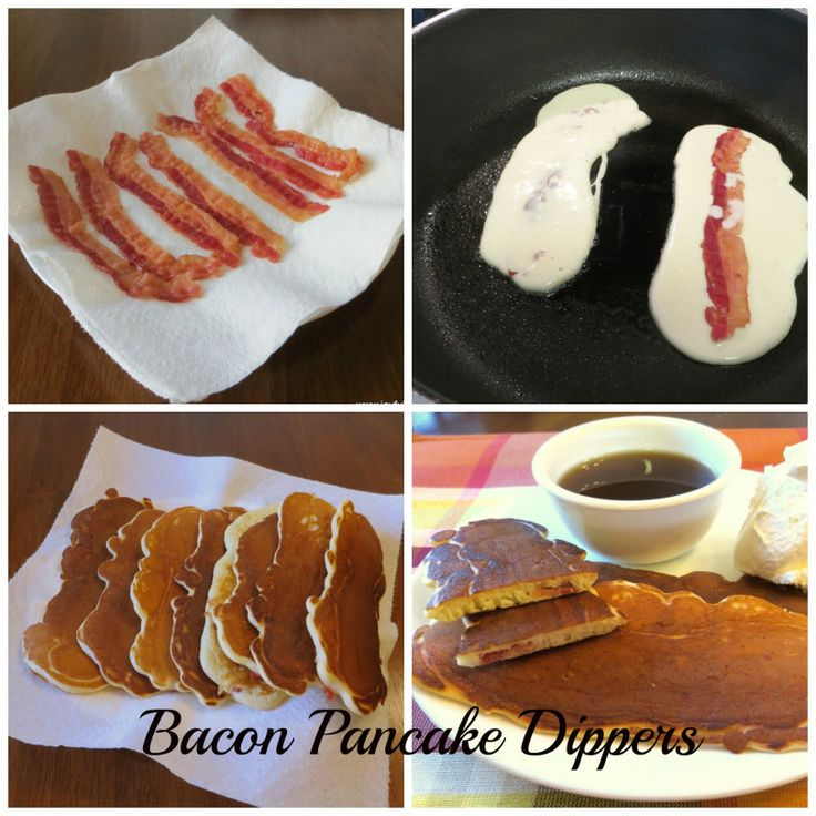 bacon pancake dippers   Breakfast - 90.0KB