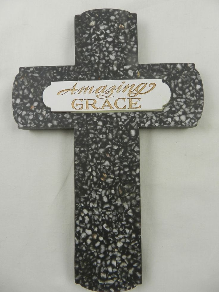 Amazing Grace Wall Decor 35 best wall crosses images on pinterest | wall crosses, wooden