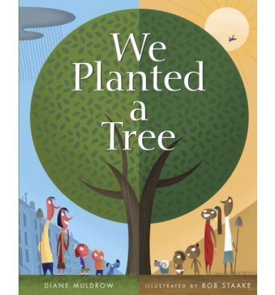 """""""We planted a tree and it grew up, While it reached for the sky and the sun. . . .""""In this simple poem illustrated by award winner Bob Staake, two young families in two very different parts of the world plant a tree. As the trees flourish, so do the families . . . while trees all over the world help clean the air, enrich the soil, and give fruit and shade. With a nod to Kenya's successful Green Be..."""