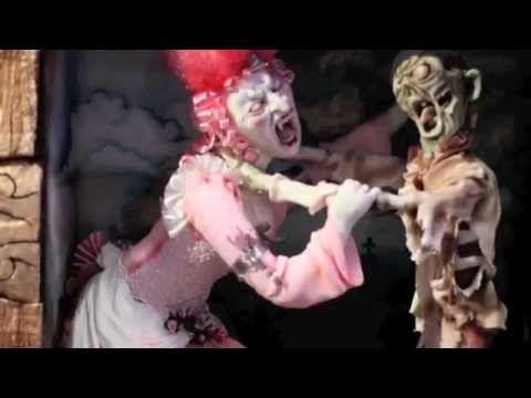 ▶ Karen Portaleo on Food Network's Halloween Wars Season One, Episode Three - YouTube