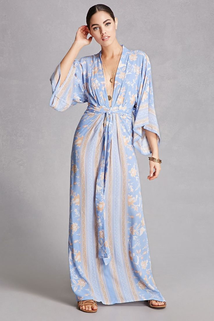 39 best kimono dress images on Pinterest | Evening gowns, High ...