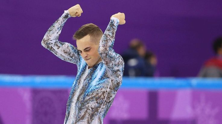 Adam Rippon on feeling like he would throw up in Olympic debut and having nothing to say to Mike Pence