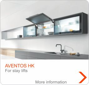Blum Products - Lift systems - AVENTOS HK