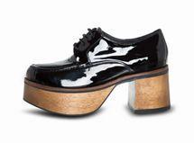 Zapato Plataforma Charol Paruolo $62.990