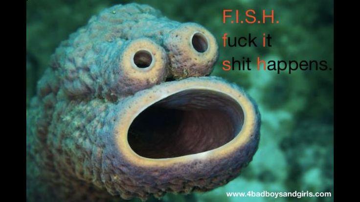 Fish and life.