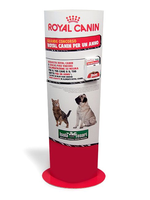 Royal Canin & Isola dei Tesori - competition