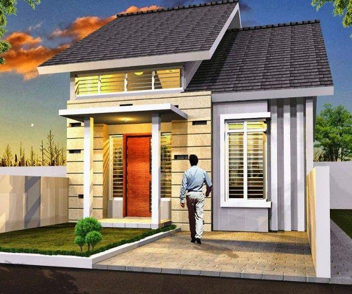 64 Gambar Foto Rumah Minimalis Sederhana Terbaru Gratis Terbaik
