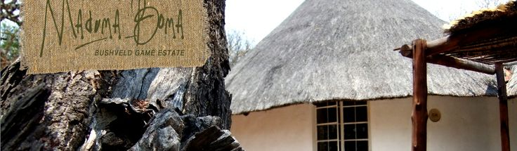 Self Catering Accommodation near Kruger National Park South Africa | Maduma Boma - truly for the nature lover - Telephone is +27 15 793 2813