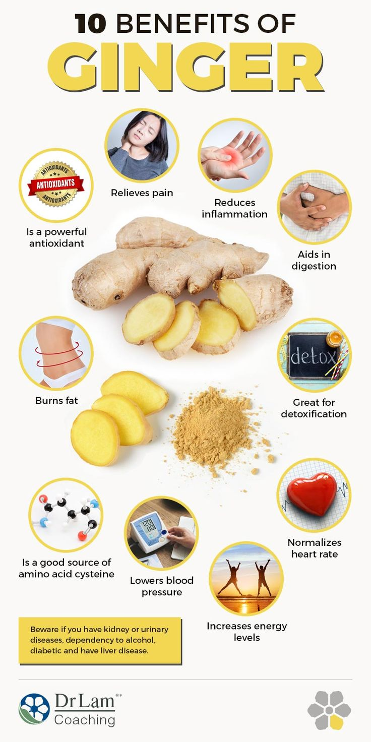 Ginger Nutritional Benefits: Improving Health In a Natural and Easy Way
